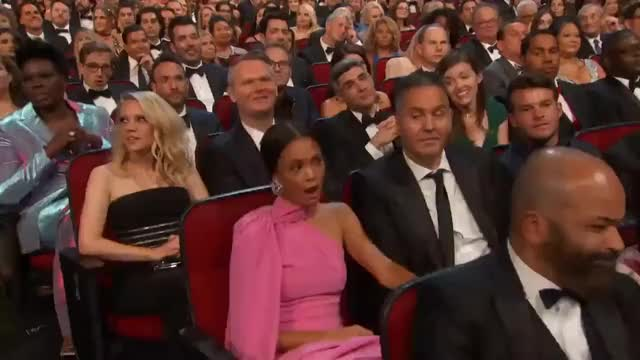 Watch and share Thandie Newton GIFs and Emmys GIFs on Gfycat