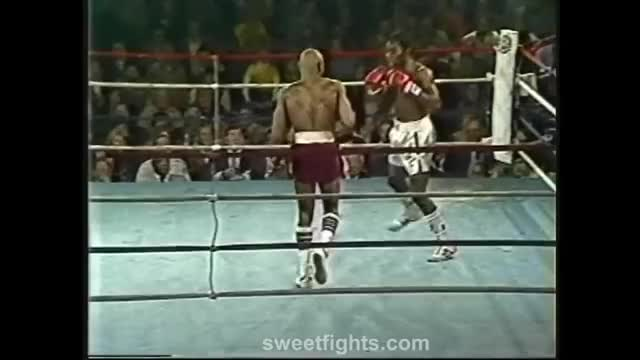 Watch Brutal KO by Hagler GIF on Gfycat. Discover more boxeo, boxing, marvin hagler, nyrkkeily GIFs on Gfycat