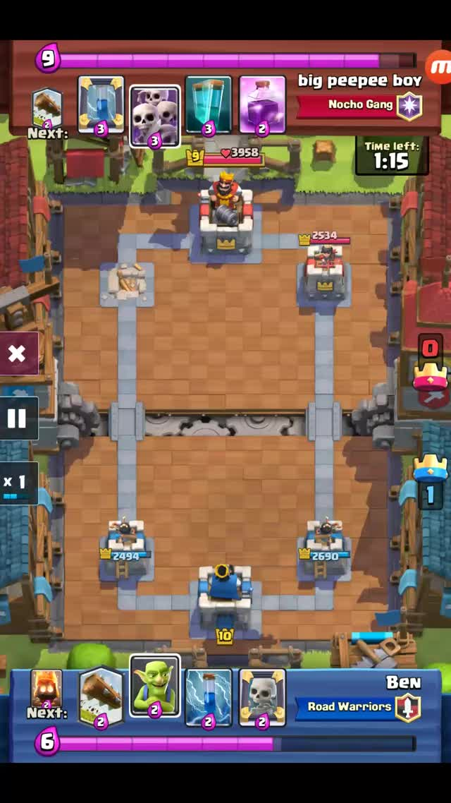 Watch and share Clashroyale GIFs and Funny GIFs on Gfycat