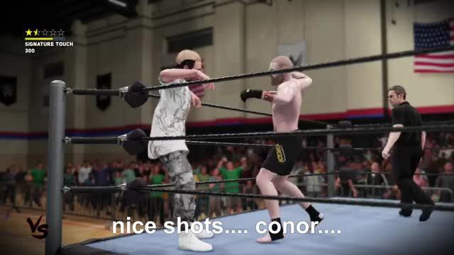 Watch huh?! GIF by Gamer DVR (@xboxdvr) on Gfycat. Discover more BusySmugMoon, WWE2K18, xbox, xbox dvr, xbox one GIFs on Gfycat