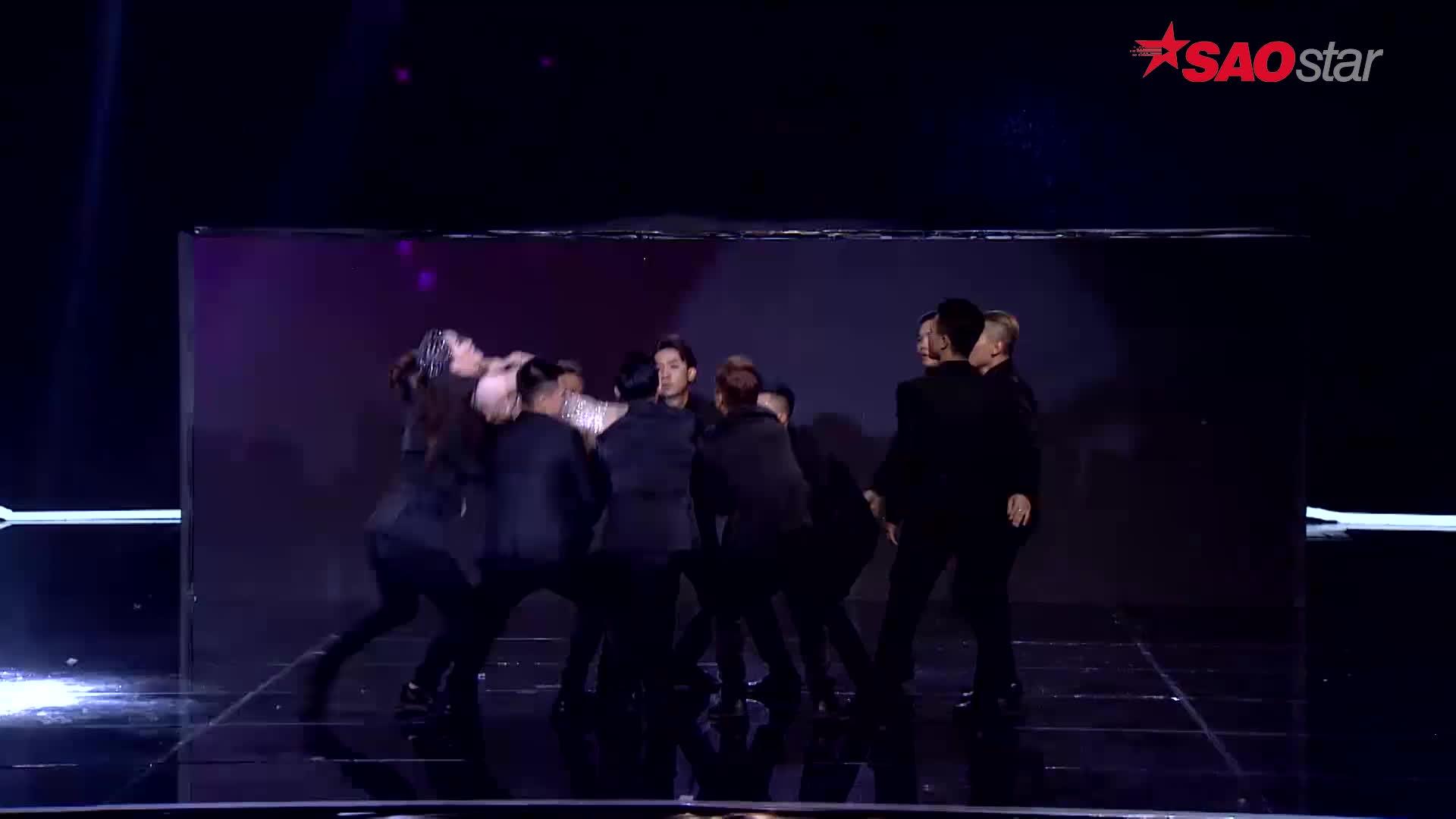 Remix New Generation 2017: Fan gục ngã trước vũ đạo bắn tim siêu đáng yêu của Bảo Thy