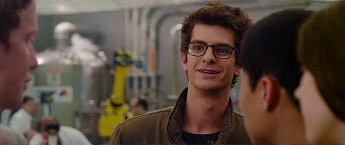 Watch Mhmm GIF on Gfycat. Discover more andrew garfield GIFs on Gfycat