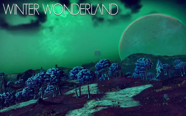 Watch Winter Wonderland GIF by @ianm32 on Gfycat. Discover more nomansfans, nomanssky, timelapse GIFs on Gfycat
