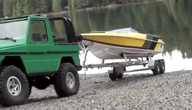 Watch and share Boat Launch GIFs on Gfycat