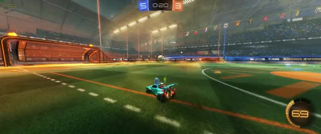 Watch and share Rocket League GIFs by hoffmant on Gfycat