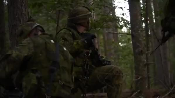 Watch and share Canadian Forces Pathfinder Course Overview GIFs by sammy on Gfycat