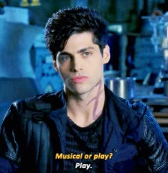Watch and share Matthew Daddario GIFs on Gfycat