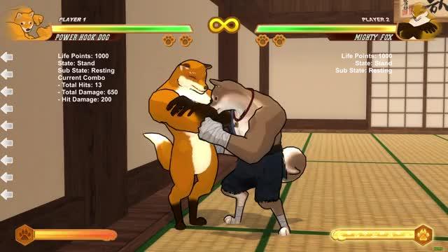Watch and share FightOfAnimals 2020-05-10 15-27-43 GIFs by Puncake on Gfycat
