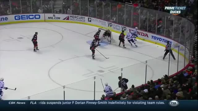 Watch and share The Ducks Teach Everyone How To Defend Stamkos (reddit) GIFs by sunny on Gfycat