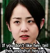 Watch to the endlessness I go GIF on Gfycat. Discover more Cinderella's stepsister, Moon Geun Young, actress, bad girl, cinderella's sister, cool, gif, kdrama GIFs on Gfycat