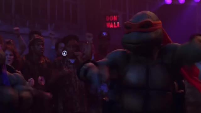 Watch and share Turtles Dance 3 GIFs by ChuckyCheezus on Gfycat