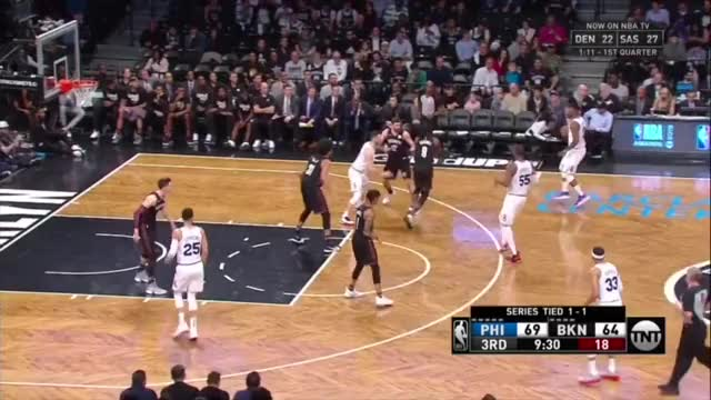 Watch jj gets free GIF on Gfycat. Discover more Brooklyn Nets, Philadelphia 76ers, basketball GIFs on Gfycat