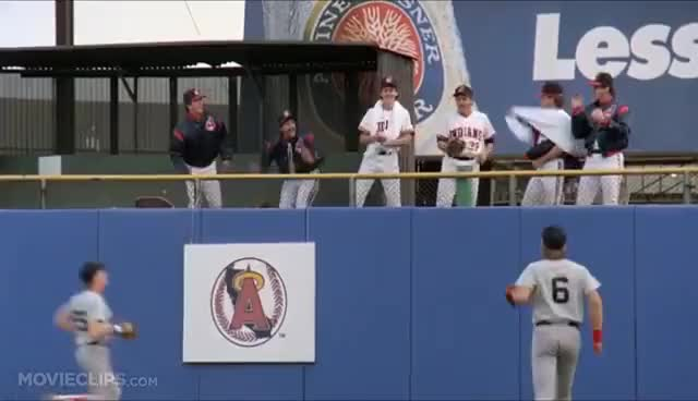 Watch and share Major League (9/10) Movie CLIP - We're Contenders Now (1989) HD GIFs on Gfycat
