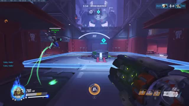 Watch TIL Orisa's Halt can completely negate Doomfist's Rocket Punch. GIF by @supersmilee on Gfycat. Discover more Overwatch, counter, doomfist, halt, mechanics, orisa, rocket punch GIFs on Gfycat