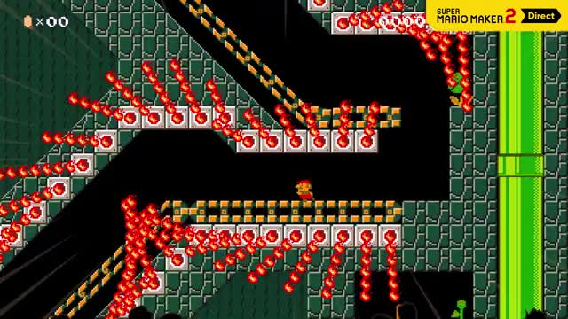 Watch and share Super Mario Maker 2 GIFs and Mario Stage Builder GIFs by Rocco Supreme on Gfycat
