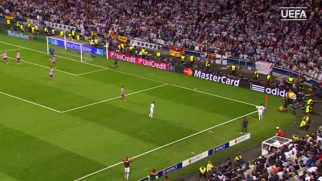 Watch and share Sergio Ramos GIFs and Real Madrid GIFs by SUPERGOAL on Gfycat