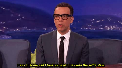 Watch and share Fred Armisen GIFs and Conan GIFs on Gfycat