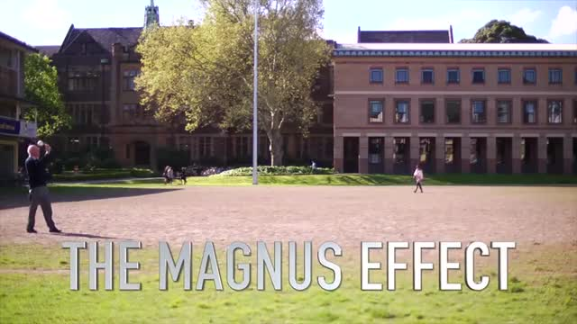 Watch and share Magnus Effect GIFs on Gfycat