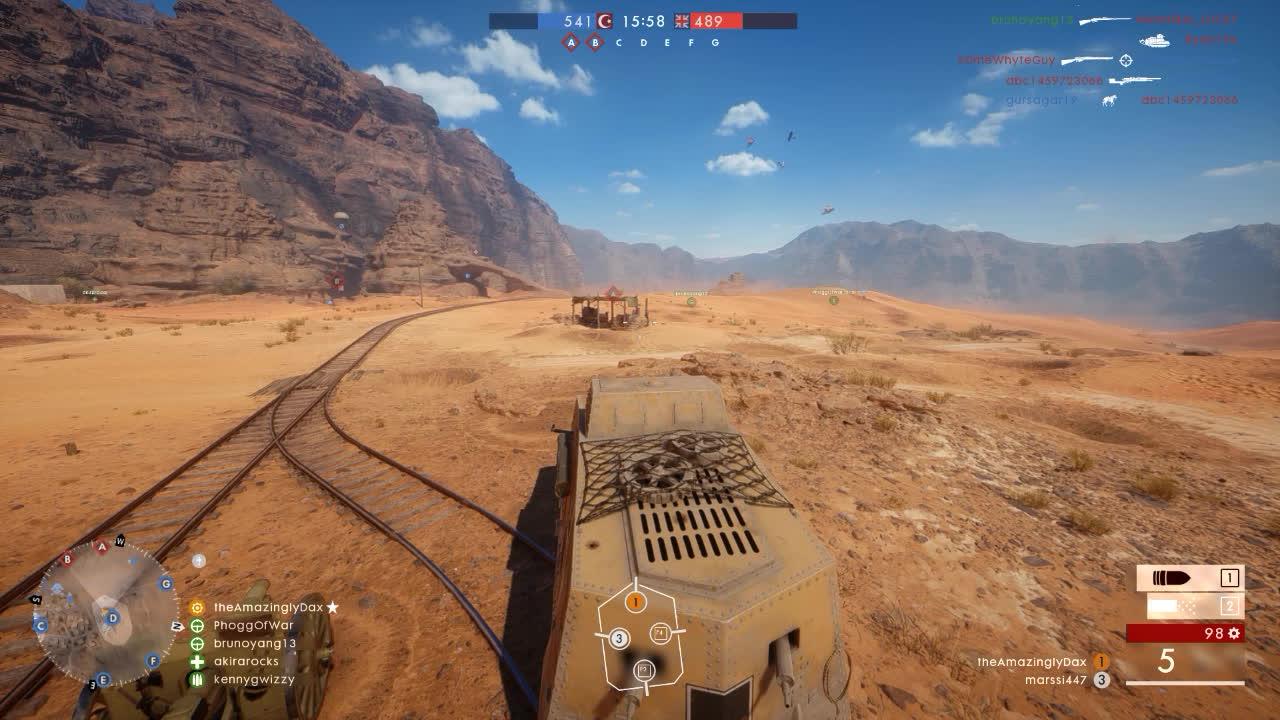 battlefield, Interrupting a dogfight GIFs