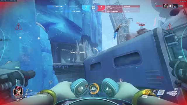 Watch Overwatch elimination GIF by Privatepeepants (@privatepeepants) on Gfycat. Discover more related GIFs on Gfycat