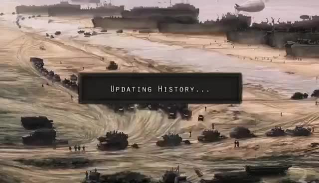 THE RISING SUN - Japanese solo conquest (HOI4) GIFs