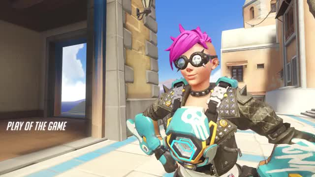 Watch and share Overwatch GIFs and Tracer GIFs by zombie090x on Gfycat