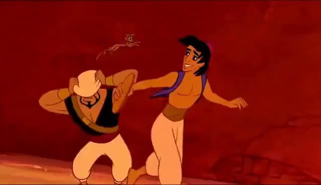 Watch and share Aladdin GIFs on Gfycat