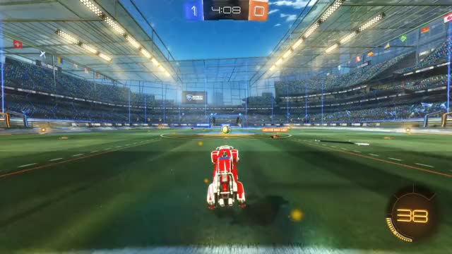 Watch Goal 2: One Man Bukkake GIF by Gif Your Game (@gifyourgame) on Gfycat. Discover more Gif Your Game, GifYourGame, Goal, One Man Bukkake, Rocket League, RocketLeague GIFs on Gfycat