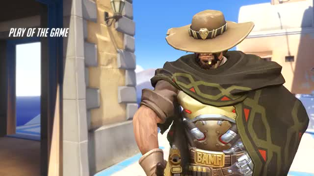 Watch and share Mccree 18-01-18 15-41-23 GIFs on Gfycat