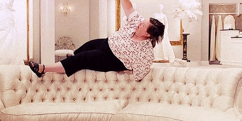 dead, passed out, passing out, melissa mccarthy bridesmaids GIFs
