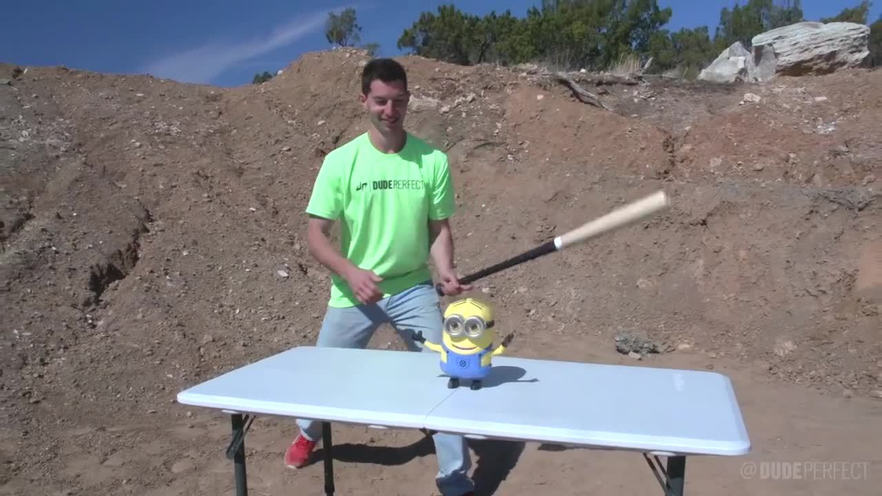 MinionHate, minionhate, The most satisfying thing you'll see all day (reddit) GIFs