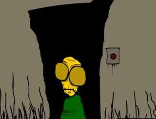 Watch and share Salad Fingers GIFs on Gfycat
