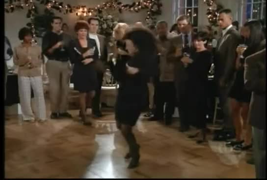 Elaine Benis Dances From Seinfeld Gif Find Make Share Gfycat Gifs
