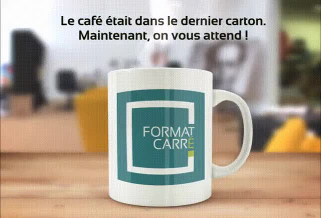 Watch FORMAT CARRÉ GIF on Gfycat. Discover more CAFE, DEMENAGEMENT GIFs on Gfycat