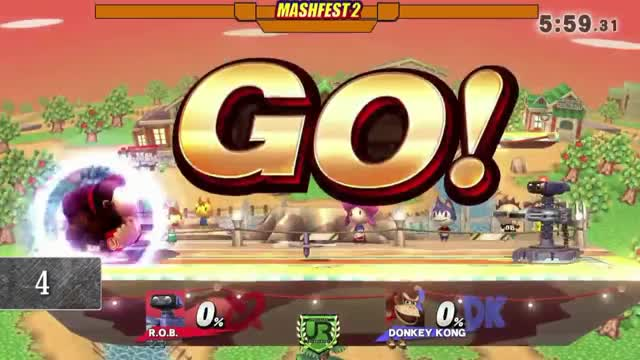 Watch Super Smash Bros Wii U Top 10 Plays of February 2016 GIF on Gfycat. Discover more amsa, grsmash, leffen GIFs on Gfycat