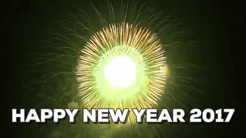 Watch and share Happy New Year Firecracker Animated GIFs on Gfycat