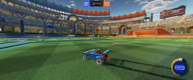 Watch and share Rocket League GIFs by OJ on Gfycat