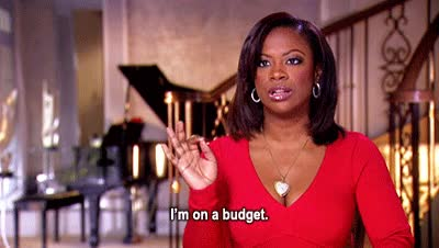 Watch careers, money, gif, wasting money, budget GIF on Gfycat. Discover more kandi burruss GIFs on Gfycat