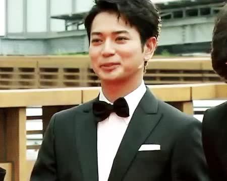 Watch and share Jun Matsumoto GIFs and Celebs GIFs on Gfycat