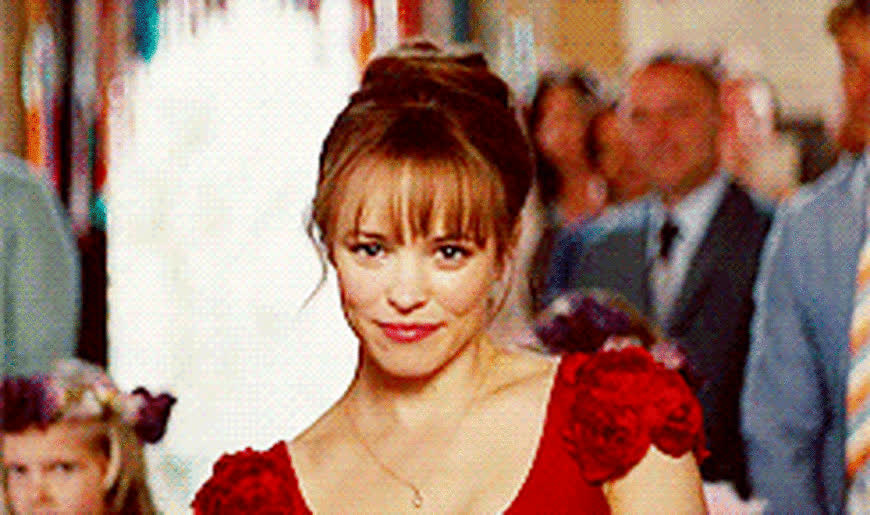 rachel mcadams, about time GIFs