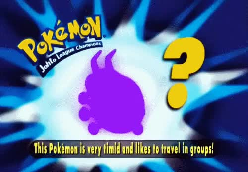 Watch and share Whos That Pokemon GIFs and Ledyba GIFs on Gfycat