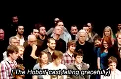 Watch and share Desolation Of Smaug GIFs and Behind The Scenes GIFs on Gfycat