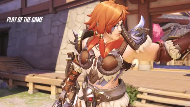 Watch and share Overwatch GIFs and Zarya GIFs by maethor on Gfycat