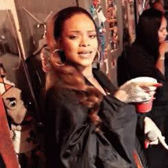 music, rihanna, riri, robyn rihanna fenty, Rihanna GIFs