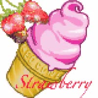 Watch and share Strawberry Ice Cream Soda Photo: Strawberry Ice Cream 898564aj49stu55a-1.gif GIFs on Gfycat