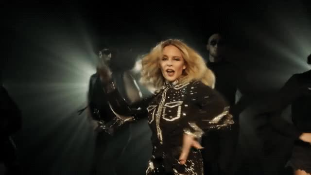 Watch and share Kylie Minogue GIFs and Affirmative GIFs by Reactions on Gfycat