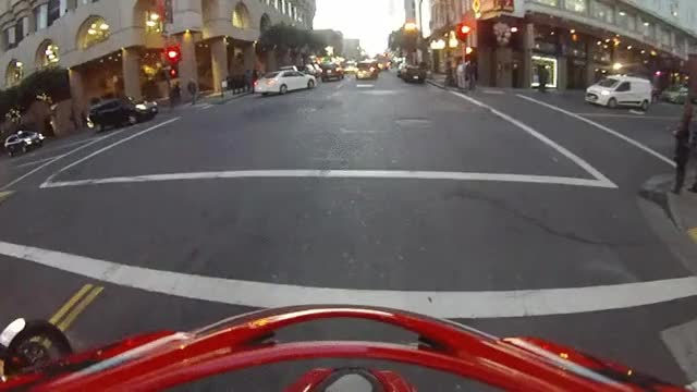 Watch Car Runs Red Light into Motorcycle GIF on Gfycat. Discover more dashcam GIFs on Gfycat