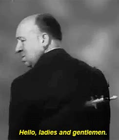 Watch and share Hitchcock, Photoset, Alfred Hitchcock, Alfred Hitchcock Presents GIFs on Gfycat