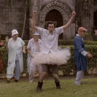 Watch and share Jim Carrey, Ace Venture, Football, Happy, Excited GIFs on Gfycat