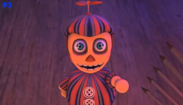 Watch and share Balloon Boy GIFs and Fnaf GIFs on Gfycat